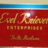 Evel Knievel custom Mack Truck14