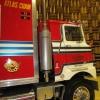 Evel Knievel custom Mack Truck32