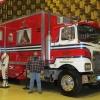 Evel Knievel custom Mack Truck44
