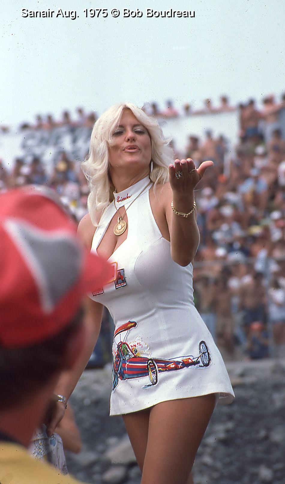 Bangshift Com 1975 Nhra Le Grand National Sanair Linda Vaughn