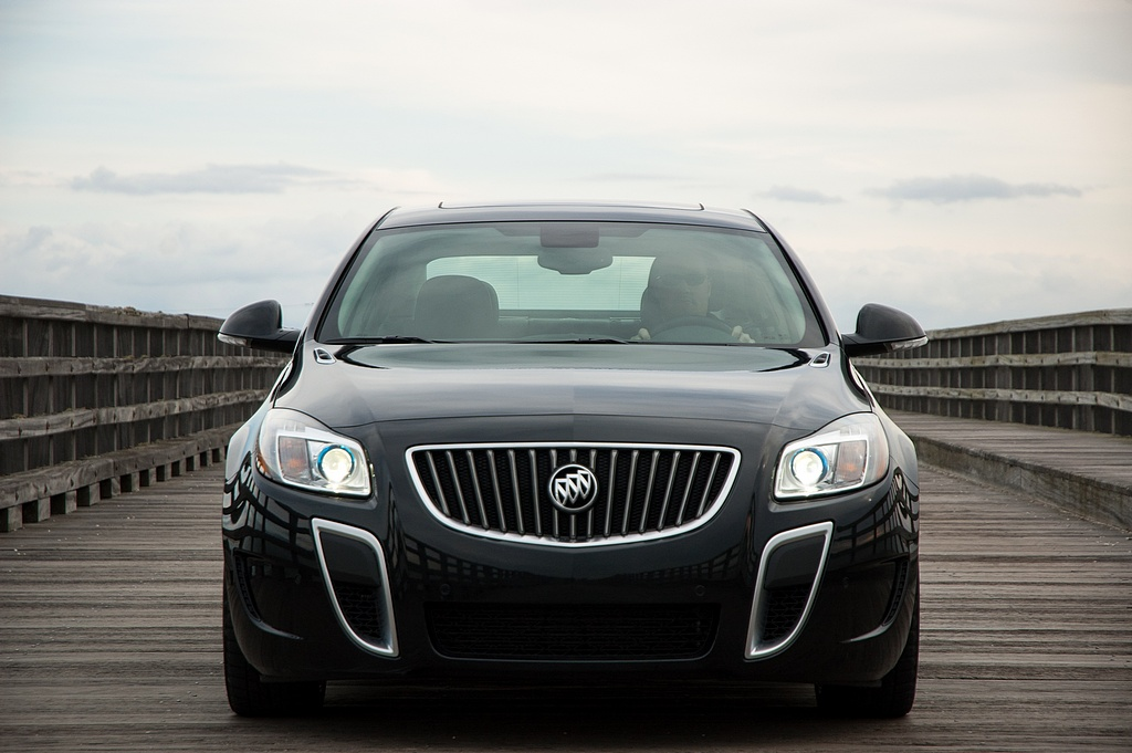 bangshift new car review the 2012 buick regal gs w video. Black Bedroom Furniture Sets. Home Design Ideas