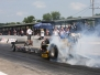 2012 Holley NHRA National Hot Rod Reunion Saturday Drag Action