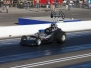 2013 California Hot Rod Reunion Saturday Dragster and Altered Action