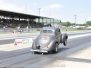 2013 Holley National Hot Rod Reunion Thursday Drag Race Action