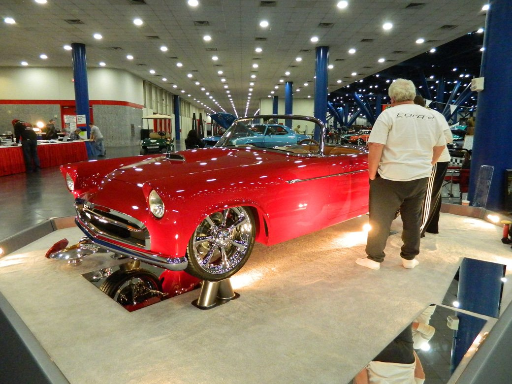 BangShiftcom Houston Autorama - Indoor car show