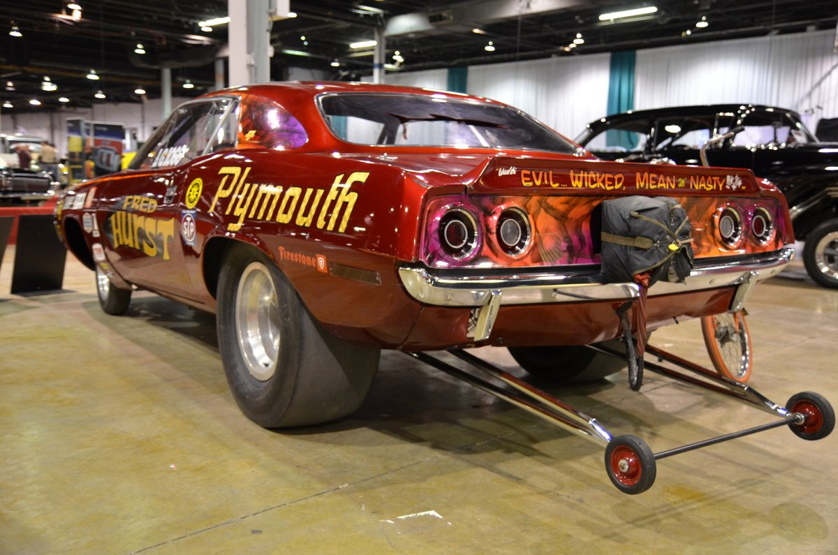 2013 Muscle car and corvette nationals – Carpy's Cafe Racers