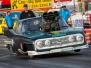 2014 California Hot Rod Reunion Friday Doorslammers
