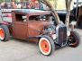 2014 California Hot Rod Reunion - Hot Rods, Rat Rods, and Racers In The Grove and Pits