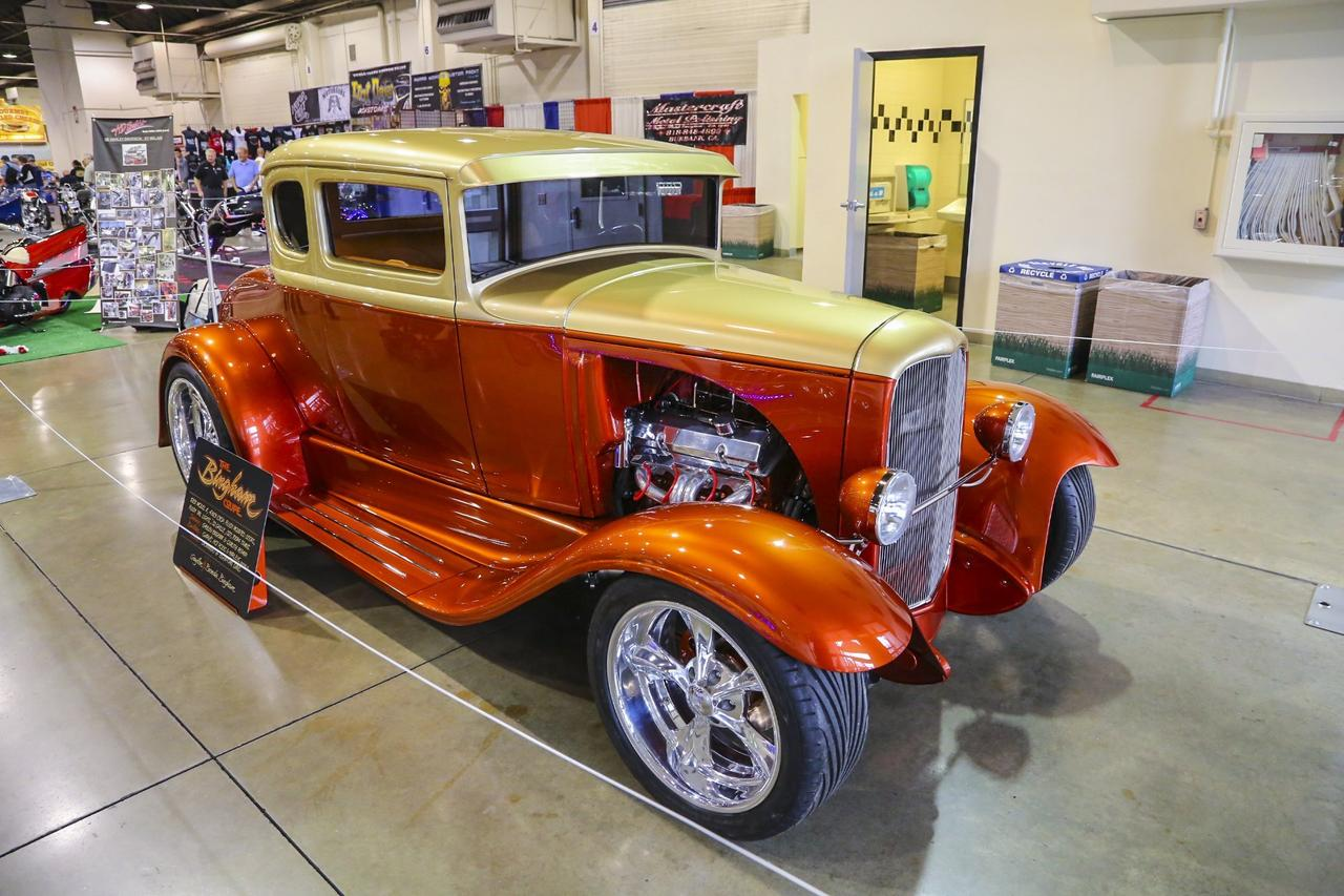 2014 Grand National Roadster Show – Building 6