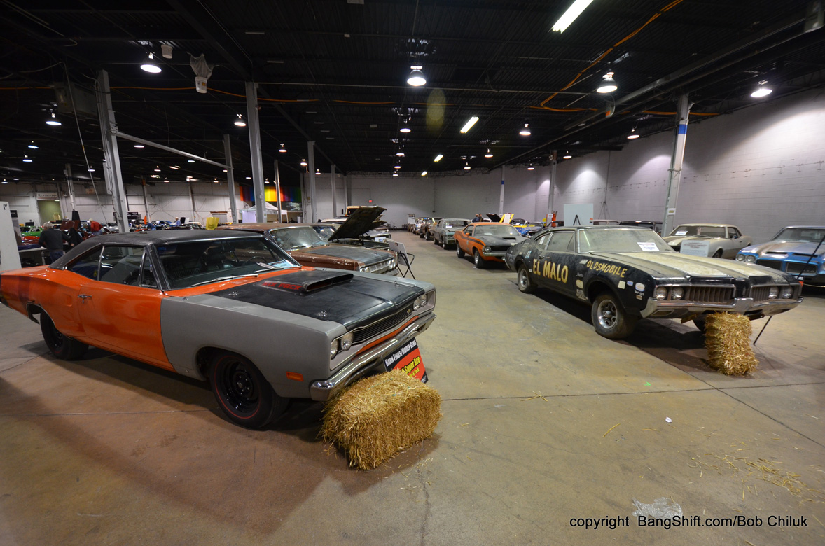 Bangshift Com 2014 Muscle Car And Corvette Nationals Coverage