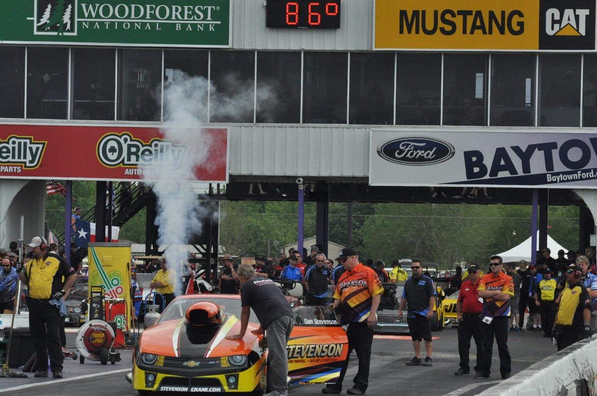 2014 NHRA Spring National Pro Modified