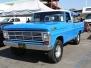 2014 Orange County Great Labor Day Cruise trucks 2