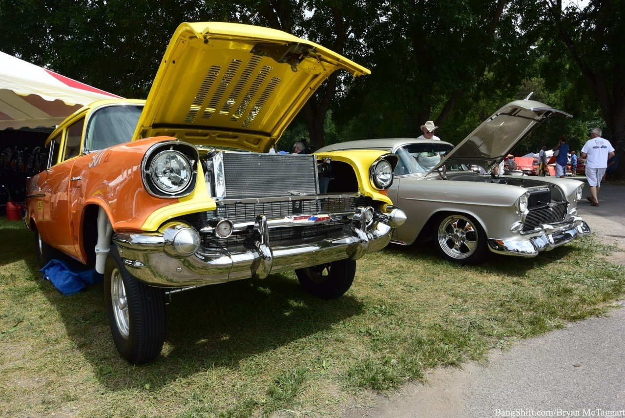 stronga 1957 Chevrolet 150 19136747