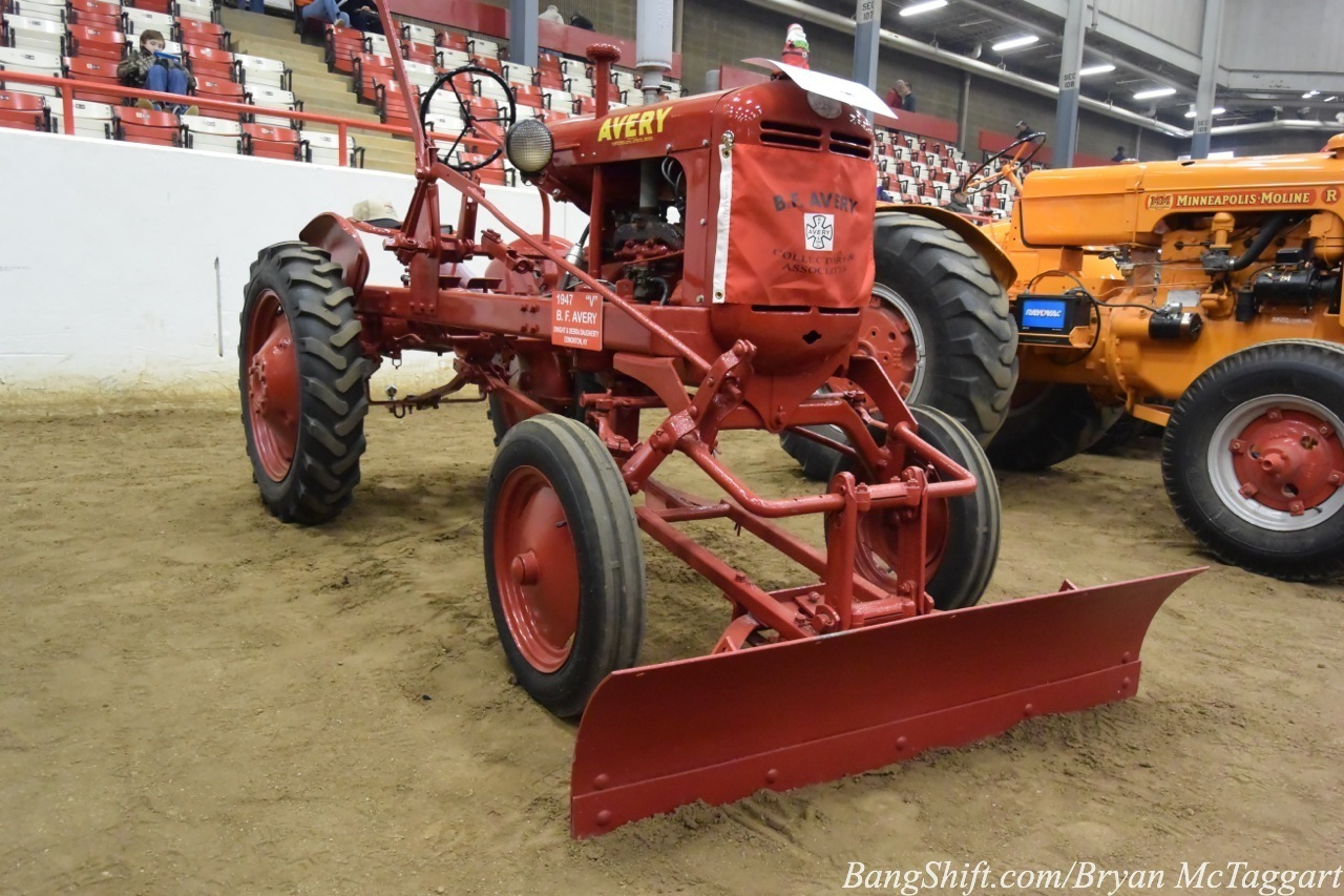 Antique Tractor Shows : Bangshift wku antique tractor show