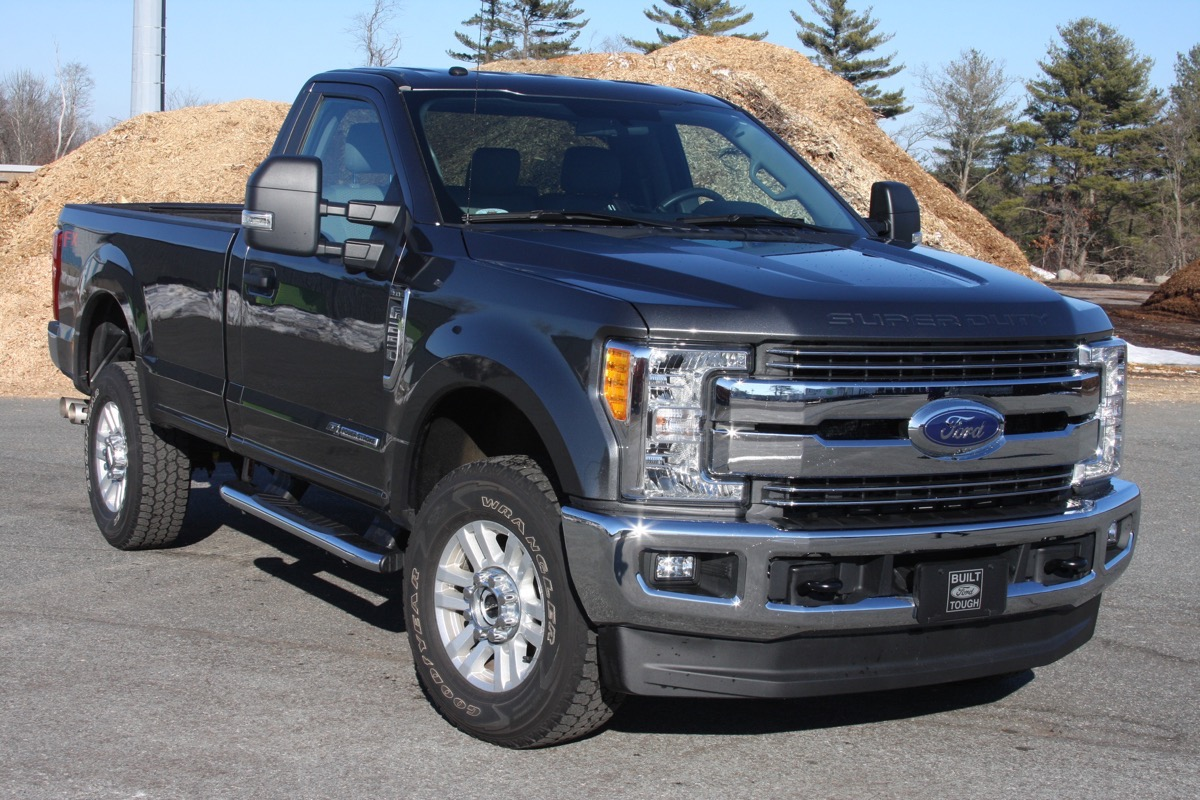 2017 ford f 250 super duty with 6 7l power. Black Bedroom Furniture Sets. Home Design Ideas