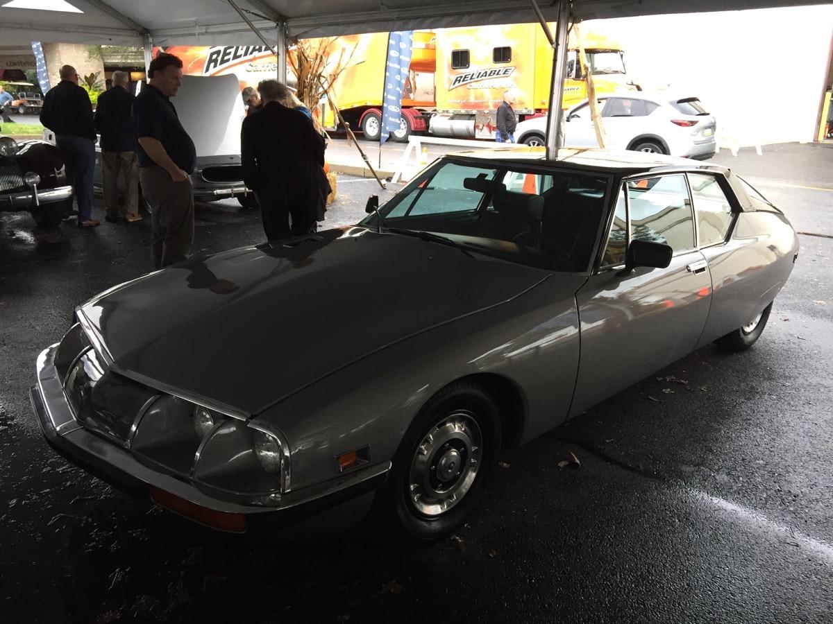 BangShiftcom AACA Hershey Fall Meet Car Show Pennsylvania - Hershey car show 2018