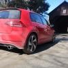 2018 VW GTI BangShift road test11