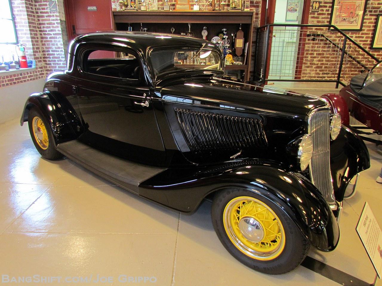 Project Cars Hot Rod Garage : Bangshift dog garage open house epic ford hot