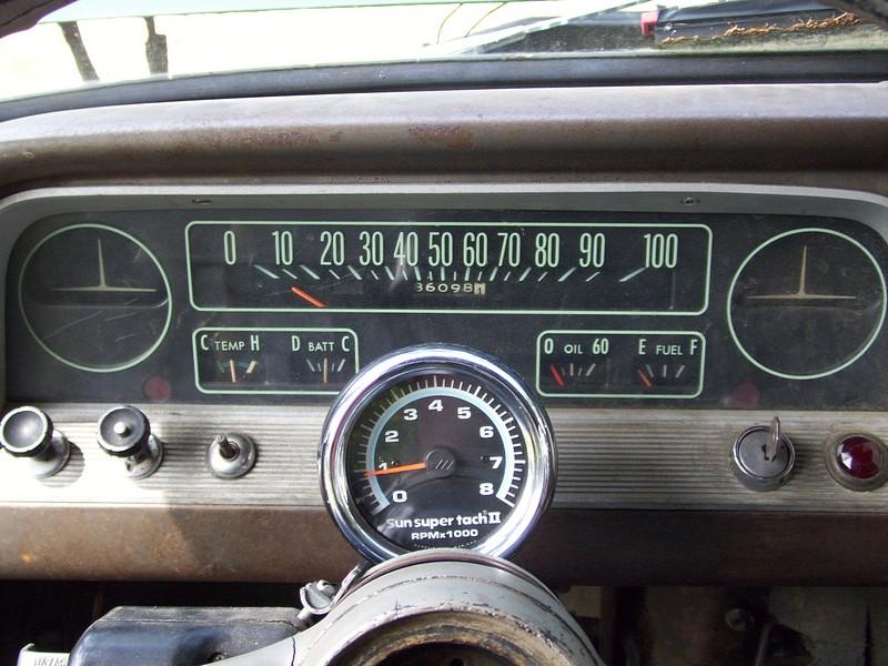 Which Tachometer