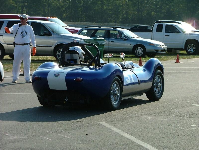 Vintage Racing Group 102