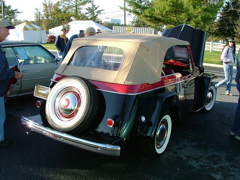 hershey auto swap meet 2010