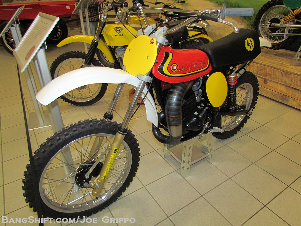 BangShift.com Cool Gallery: Bitchin' 1970s Dirt Bikes and ...