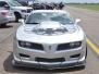 Aeros and Autos 2015 Half Mile Action