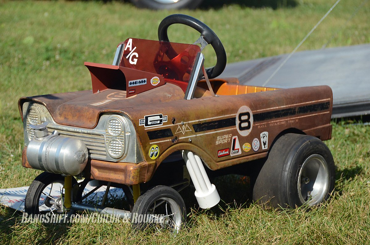 cars pedal drag drags gasser axle straight byron meltdown racing gassers rod wagon kart custom radio wheelstands rat bangshift diy