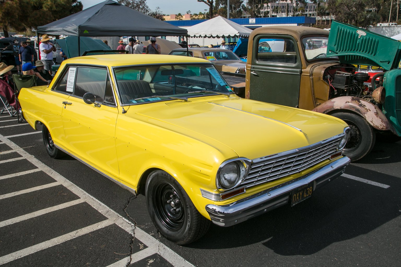 big auto swap meet 2013