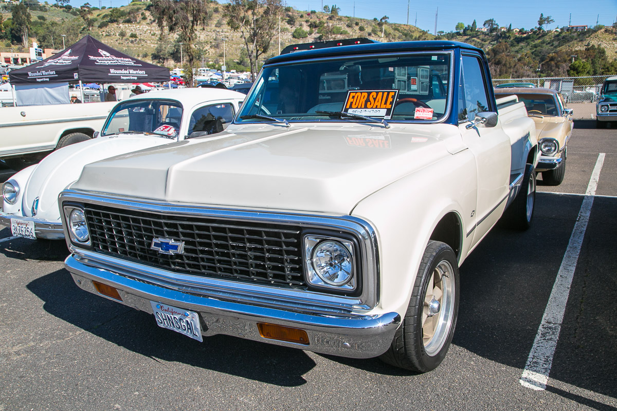 Trucks For Sale San Diego >> Bangshift Com Big 3 Swap Meet Coverage From San Diego