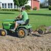 Big Rock Illinois Plowing 6