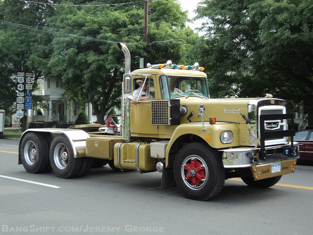Bangshift Com Event Gallery The Brockway Trucks 100 Year
