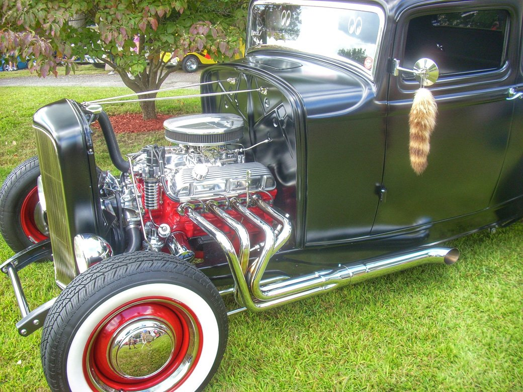 BangShift.com Cars In The Park Car Show 2014 - Whitinsville ...