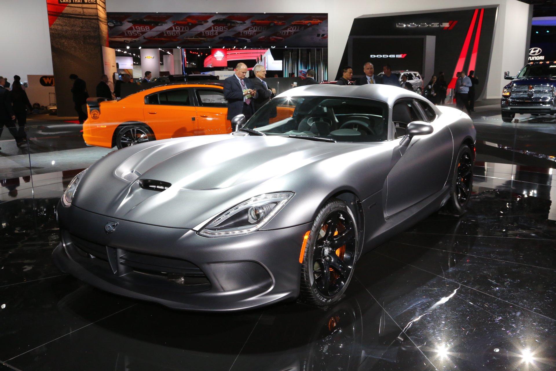 BangShift.com Dodge Ram Mopar Chrysler Detroit auto show