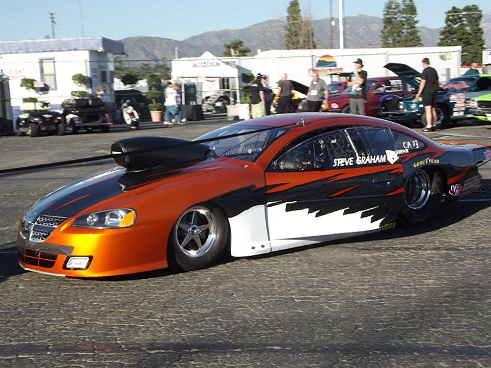 Drag Race Car Paint Designs -paint-schemes-2012-001