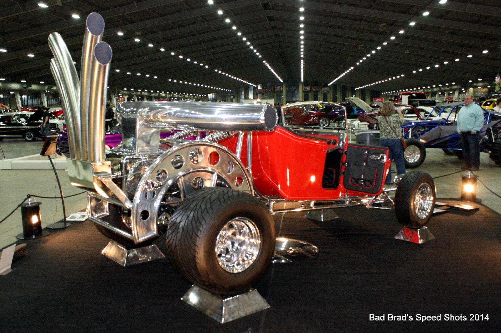 Darryl Starbird S Car Show