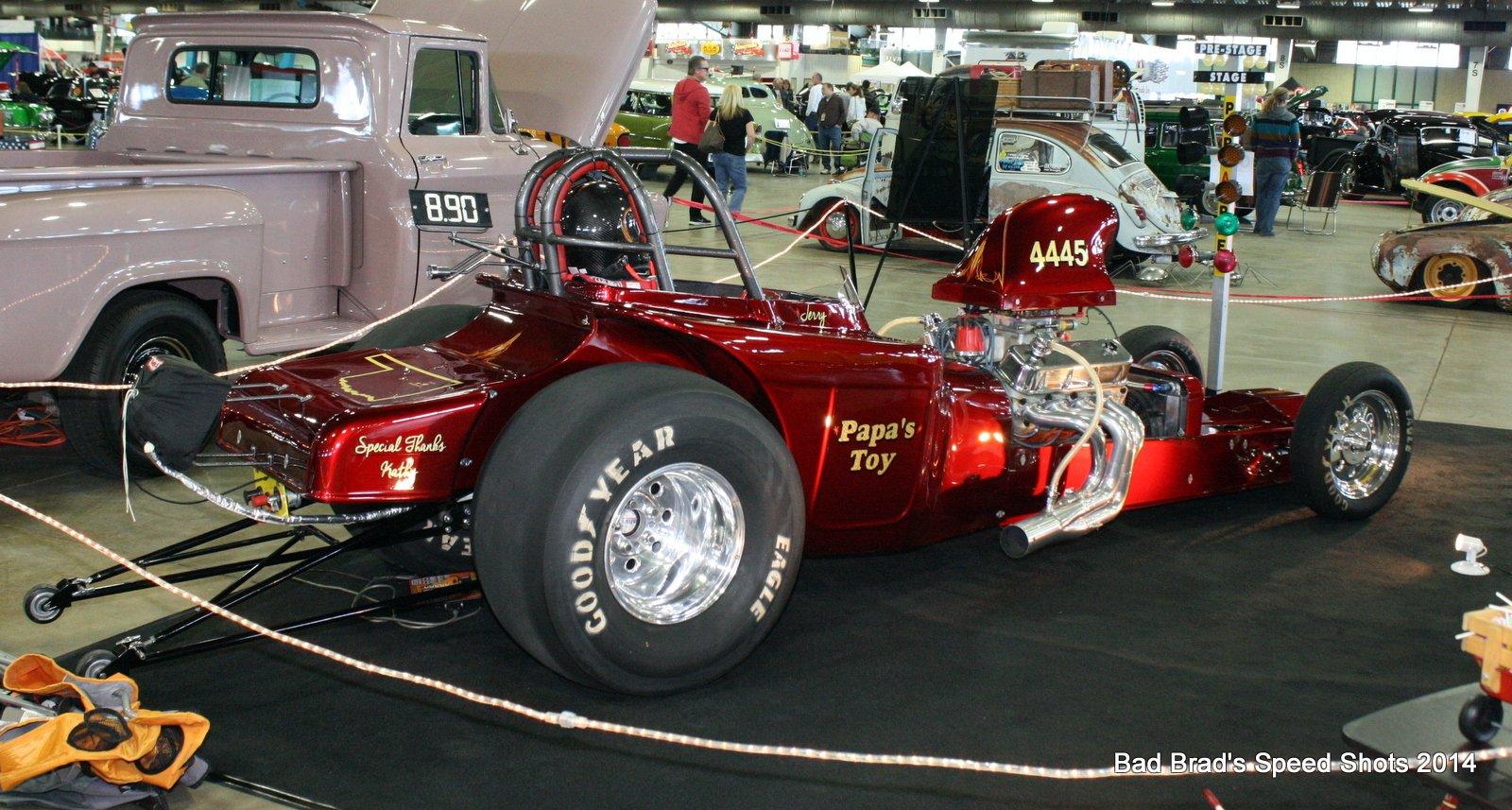 Darryl Starbird Car Show