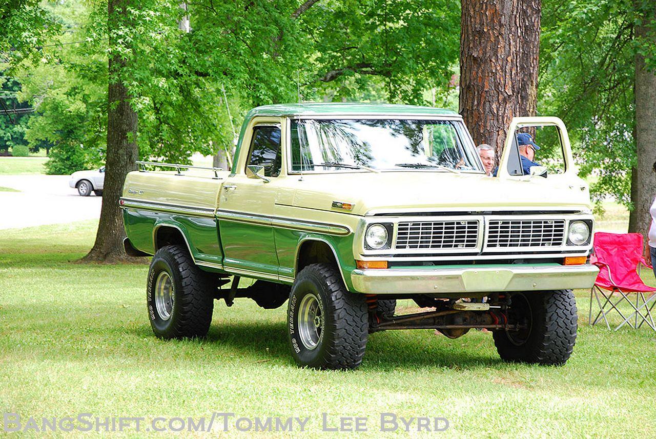 BangShift.com Dayton Tennessee Community Car Show - BangShift.com