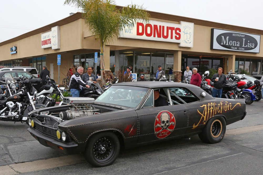 Donut derelicts photo gallery spring is for King s fish house huntington beach