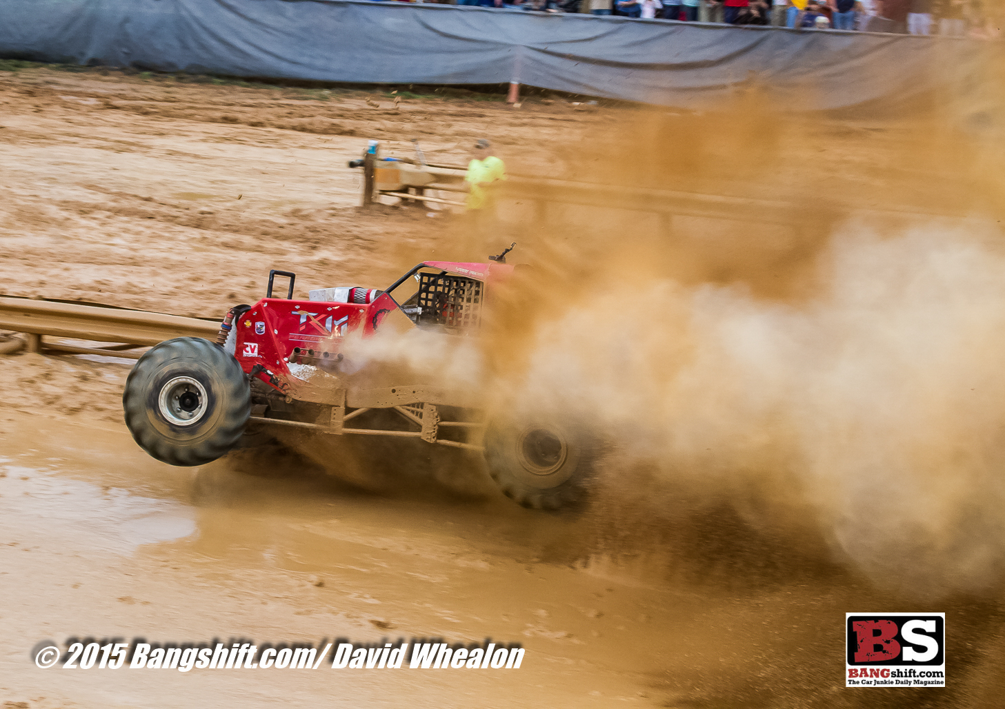 Fastest of the fast mud bog race for Finnicum motors lee county