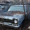 Gates Salvage vermont junkyard11