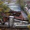 gates salvage vermont junkyard 104