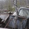 gates salvage vermont junkyard 84