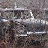 gates salvage vermont junkyard 94