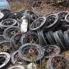 gates salvage vermont junkyard 119