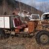 gates salvage vermont junkyard 127