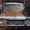 gates salvage vermont junkyard 136
