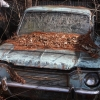 gates salvage vermont junkyard 138