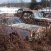 gates salvage vermont junkyard 46