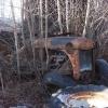 Gates Salvage Hardwick Vermont 48